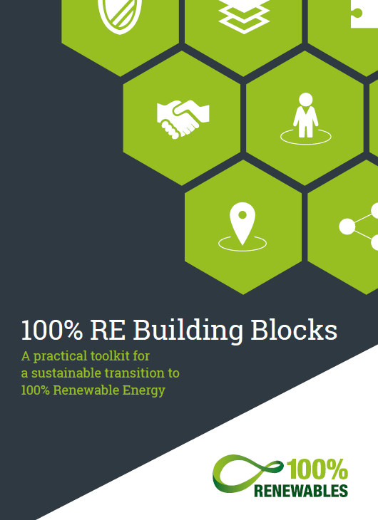 Building blocks for 100% Renewable Energy Cities